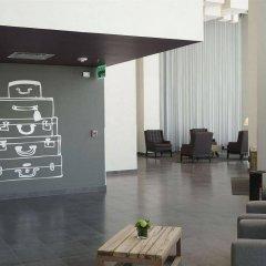 Отель City Express Plus Patio Universidad интерьер отеля