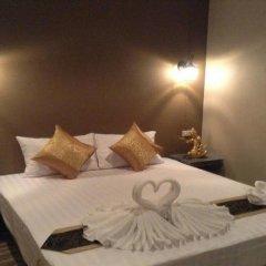 Отель Krabi Garden Home Saithai комната для гостей фото 3