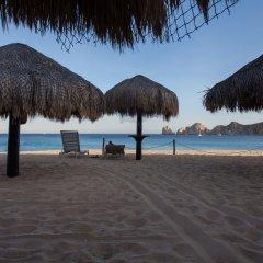 Отель Club Cascadas de Baja пляж
