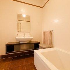 Отель Seafront Luxury APT With Pool Мальта, Слима - отзывы, цены и фото номеров - забронировать отель Seafront Luxury APT With Pool онлайн ванная