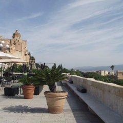 Отель Affittacamere Castello бассейн