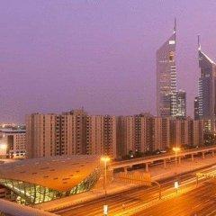Апартаменты The Apartments Dubai World Trade Centre вид на фасад фото 2