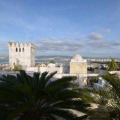 Отель Dar Sultan Марокко, Танжер - отзывы, цены и фото номеров - забронировать отель Dar Sultan онлайн пляж фото 2