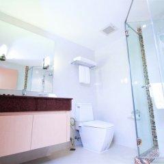 Отель Petals Inn Бангкок ванная фото 2