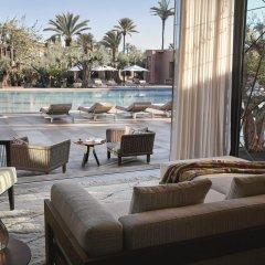 Отель Royal Mansour Marrakech гостиничный бар