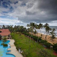 Отель Turyaa Kalutara Шри-Ланка, Ваддува - отзывы, цены и фото номеров - забронировать отель Turyaa Kalutara онлайн пляж