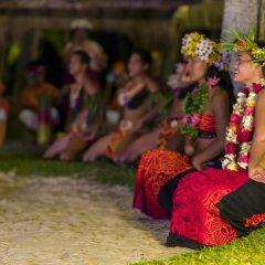 Отель InterContinental Le Moana Resort Bora Bora детские мероприятия