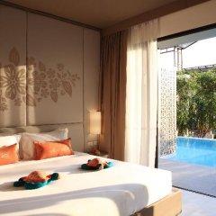 Отель Proud Phuket 4* Стандартный номер с различными типами кроватей фото 9