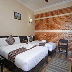 Отель Dhampus Resort Непал, Лехнат - отзывы, цены и фото номеров - забронировать отель Dhampus Resort онлайн комната для гостей фото 2