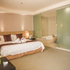 Отель Paradise Xiamen Hotel Китай, Сямынь - отзывы, цены и фото номеров - забронировать отель Paradise Xiamen Hotel онлайн комната для гостей фото 5