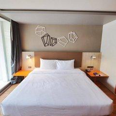 Отель The Heritage Hotels Bangkok комната для гостей
