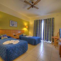San Pawl Hotel комната для гостей