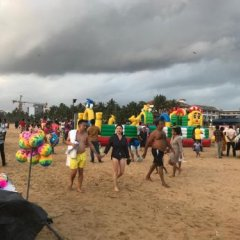 Sylvester Villa Hostel Negombo фитнесс-зал