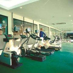Отель Grecian Bay Айя-Напа фитнесс-зал