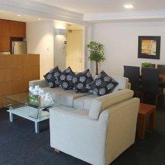 Апартаменты Saigon Apartments Хошимин интерьер отеля