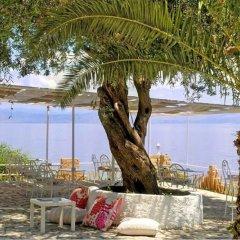 Отель Aurora Hotel Греция, Корфу - 1 отзыв об отеле, цены и фото номеров - забронировать отель Aurora Hotel онлайн пляж фото 3