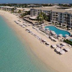 Отель Grand Cayman Marriott Beach Resort Каймановы острова, Севен-Майл-Бич - отзывы, цены и фото номеров - забронировать отель Grand Cayman Marriott Beach Resort онлайн пляж