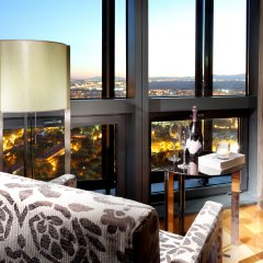Отель Eurostars Madrid Tower Мадрид балкон