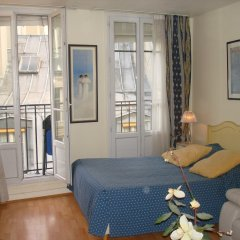 Отель Quartier Latin 1 Apartment Франция, Париж - отзывы, цены и фото номеров - забронировать отель Quartier Latin 1 Apartment онлайн комната для гостей фото 3