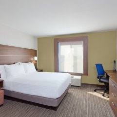 Отель Holiday Inn Express West Los Angeles Лос-Анджелес фото 9