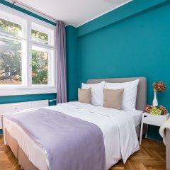 Апартаменты EMPIRENT Petrin Park Apartments Прага комната для гостей фото 3