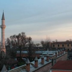 Отель Papatya Apart Стамбул балкон