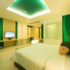 Sleep With Me Hotel design hotel @ patong Пхукет удобства в номере фото 2