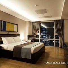 Отель Fraser Place Central Seoul комната для гостей фото 2