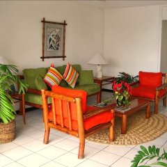 Отель Goblin Hill Villas at San San Ямайка, Порт Антонио - отзывы, цены и фото номеров - забронировать отель Goblin Hill Villas at San San онлайн интерьер отеля фото 2