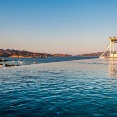 Milos Breeze Boutique Hotel пляж фото 2