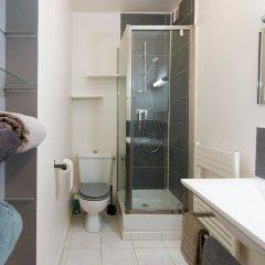 Отель BP Apartments - Great Batignolles Франция, Париж - отзывы, цены и фото номеров - забронировать отель BP Apartments - Great Batignolles онлайн ванная