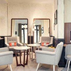 Отель Mercure Paris Opera Grands Boulevards интерьер отеля фото 2