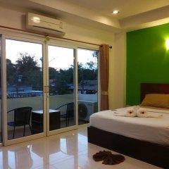 Lanta Long Beach Apartment - Hostel комната для гостей