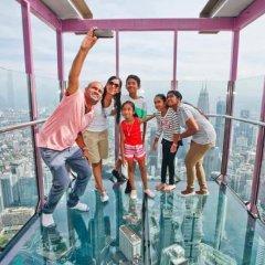 Отель Kl Bukit Bintang Suites At Times Square Малайзия, Куала-Лумпур - отзывы, цены и фото номеров - забронировать отель Kl Bukit Bintang Suites At Times Square онлайн детские мероприятия фото 2