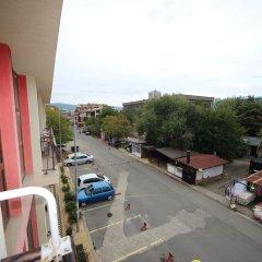 Отель Menada Crystal Park Болгария, Солнечный берег - отзывы, цены и фото номеров - забронировать отель Menada Crystal Park онлайн балкон