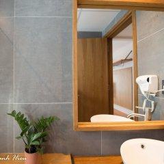Отель Mojzo Inn Boutique ванная