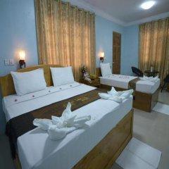 Отель Inlay Palace Hotel Мьянма, Хехо - отзывы, цены и фото номеров - забронировать отель Inlay Palace Hotel онлайн комната для гостей