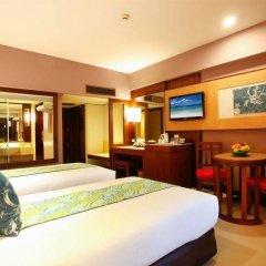 Patong Merlin Hotel 4* Стандартный номер с различными типами кроватей фото 4