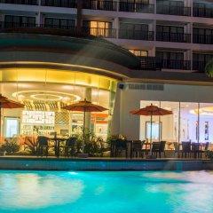 Отель The Beach Heights Resort Таиланд, Пхукет - 7 отзывов об отеле, цены и фото номеров - забронировать отель The Beach Heights Resort онлайн бассейн фото 2