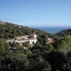 Hotel El Convent de Begur пляж фото 2