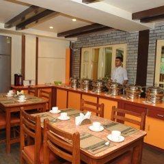 Отель Splendid View Непал, Покхара - отзывы, цены и фото номеров - забронировать отель Splendid View онлайн питание фото 3
