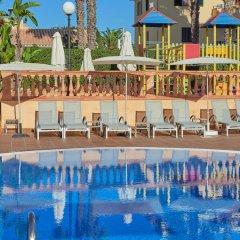 Отель BQ Can Picafort бассейн