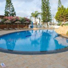 Stamatia Hotel бассейн фото 2