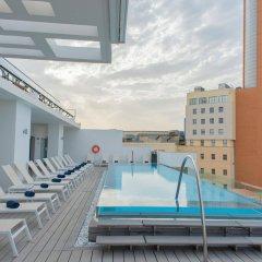 Hotel Valentina бассейн