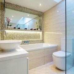 Отель Marylebone Views Великобритания, Лондон - отзывы, цены и фото номеров - забронировать отель Marylebone Views онлайн ванная фото 2