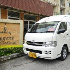 Regent Suvarnabhumi Hotel городской автобус