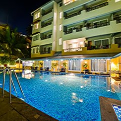 Отель Capital O 28820 Silver Shell Resort Гоа фото 11