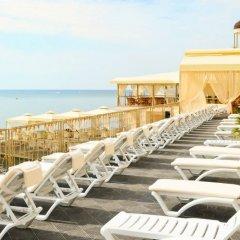 Парк-отель Porto Mare пляж