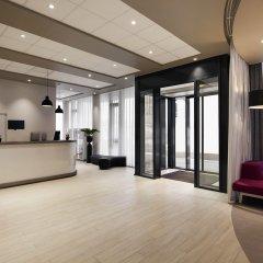 Отель Adagio access München City Olympiapark интерьер отеля