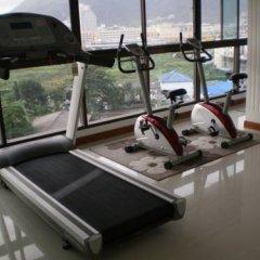 Отель BV Resortel Phuket фитнесс-зал